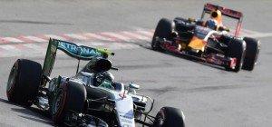 Start-Ziel-Sieg von Rosberg bei Europa-Grand-Prix in Baku
