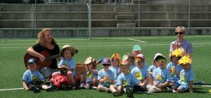 Dschungelfest der Spielgruppe Grashupfer