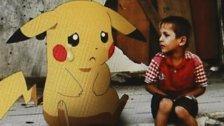 Pokemon sollen auf Leid aufmerksam machen