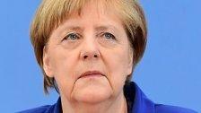 """Angela Merkel bleibt dabei: """"Wir schaffen das"""""""