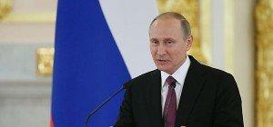 Russischer Präsident zum Weltkriegsgedenken in Slowenien