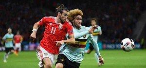 EM: Wales nach 3:1 über Belgien im Halbfinale gegen Portugal