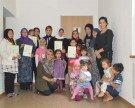 Sprachkurs für Mütter erfolgreich absolviert