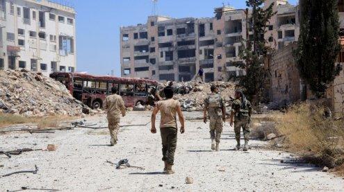 Assad-Armee kesselt Aleppo ein - Humanitäre Katastrophe droht