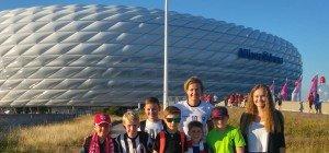 Gewinnspiel Fußballcamp 2015 & Friends