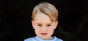 Prinz George wird drei Jahre alt – Palast zeigte neue Fotos