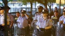 Schüsse auf Polizisten in den USA - ein Beamter tot