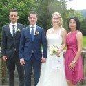 Hochzeit von Barbara Müller und Niko Lau
