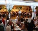 Erfolgreicher Lochauer Dorffest-Auftakt: Sommerkonzert der Militärmusik