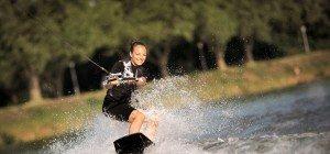 Wassersport in Salzburg: Das sind die Hotspots für Wasserski und Wakeboard