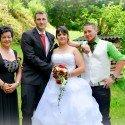 Hochzeit von Christine du Patrick Rogan