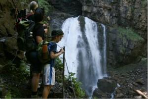 Ein Wandererlebnis pur, aber nicht ohne Gefahr