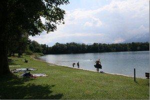 Kein Badeverbot in den Rankweiler Baggerlöcher