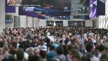 Rund 345.000 Besucher auf Gamescom in Köln