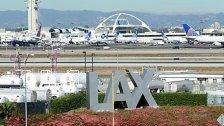 Flughafen L.A. zeitweise geschlossen