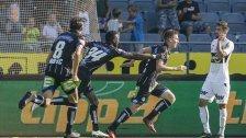 Altach verliert Top-Spiel bei Sturm Graz mit 3:1