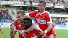 EL-Quali: Austria Wien nimmt Hürde Rosenborg