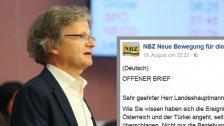 NBZ-Brief: Das sagen die Vorarlberger Grünen