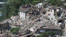 Italien-Erdbeben: Bischof Elbs ruft zu Solidarität auf