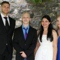 Hochzeit von Heidi Hofer und Manuel Ellensohn