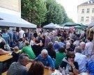 Kernöl, Wein und Brettljause beim steirischen Weinfest