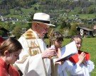 Letzte Werktagsmessen mit Pfarrer Herbert Böhler