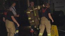 42 Feuerwehreinsätze wegen überfluteter Keller