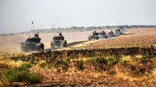 Türkei attackiert Kurden in Syrien mit Granaten