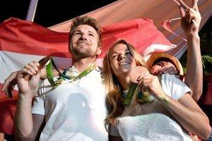 Nicht zufriedenstellende Rio-Bilanz für Österreich