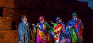"""""""Turandot"""" bleibt Publikumsliebling: Bregenzer Festspiele zufrieden"""
