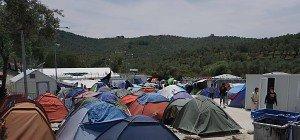 16-Jähriger in Flüchtlingslager auf Lesbos vergewaltigt