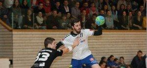Feldkirchs Handballer verloren in Kuchen
