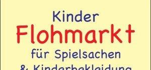 Kinder-Flohmarkt für Spielsachen & Kinderbekleidung