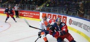EC Red Bull Salzburg ist in der Champions Hockey League gefordert