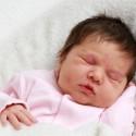 Geburt von Natalie Duga am 4. September