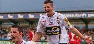 SCRA vs. FC Red Bull Salzburg: Jetzt 5×2 Tickets gewinnen!