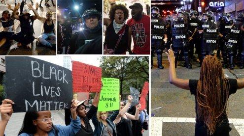 Nach gewaltsamen Protesten – Ausnahmezustand in Charlotte