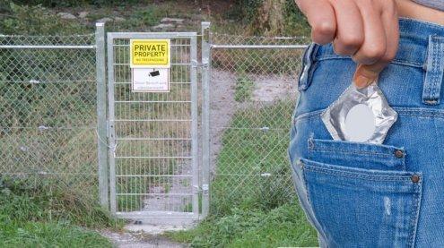 Sex-Treffpunkt beim Rastplatz in Rankweil: Tore sind geschlossen