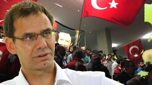 Aussprache mit dem türkischem Generalkonsul: Wallner zufrieden