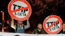 CETA - Wallonie lehnt Nachbesserungen ab