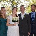Hochzeit von Nathalie Bischof und Michael Prager