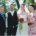 Hochzeit von Michaela Walter und Michael Fink am 1. September 2016
