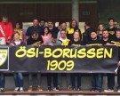Ösi-Borussen Fanfahrt nach Dortmund