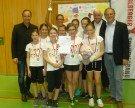Der Völkerballmeister kommt aus Lingenau