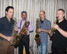 Matinee mit Saxophon-Jazz