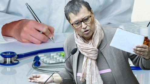 Trotz Protest der Ärzteschaft: Gesundheitsreform beschlossen