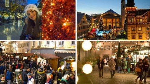 Welche Vorarlberger Stadt hat den schönsten Weihnachtsmarkt?