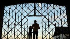 KZ Dachau: gestohlenes Tor in Norwegen entdeckt