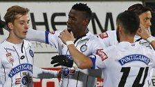 Sturm Graz stößt Altach von der Tabellenspitze