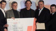 Integrationspreis für Underdog SC Hatlerdorf